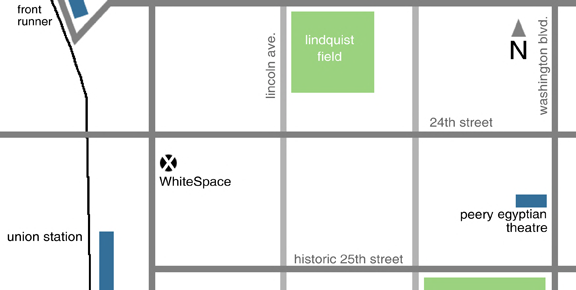 whitespace contemporary map